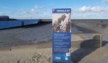 East Jetty Dunkirk Harbor