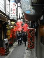 Back alley.